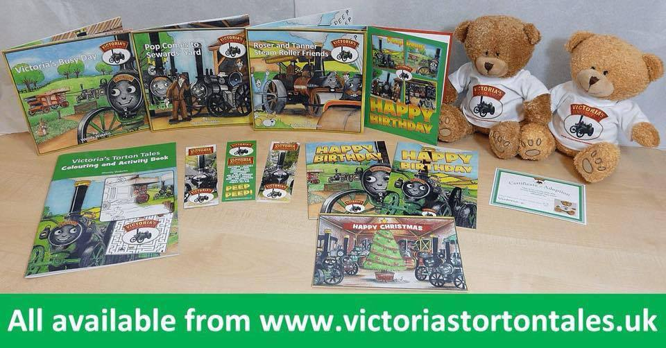 Victoria's Books, Teddies and Cards