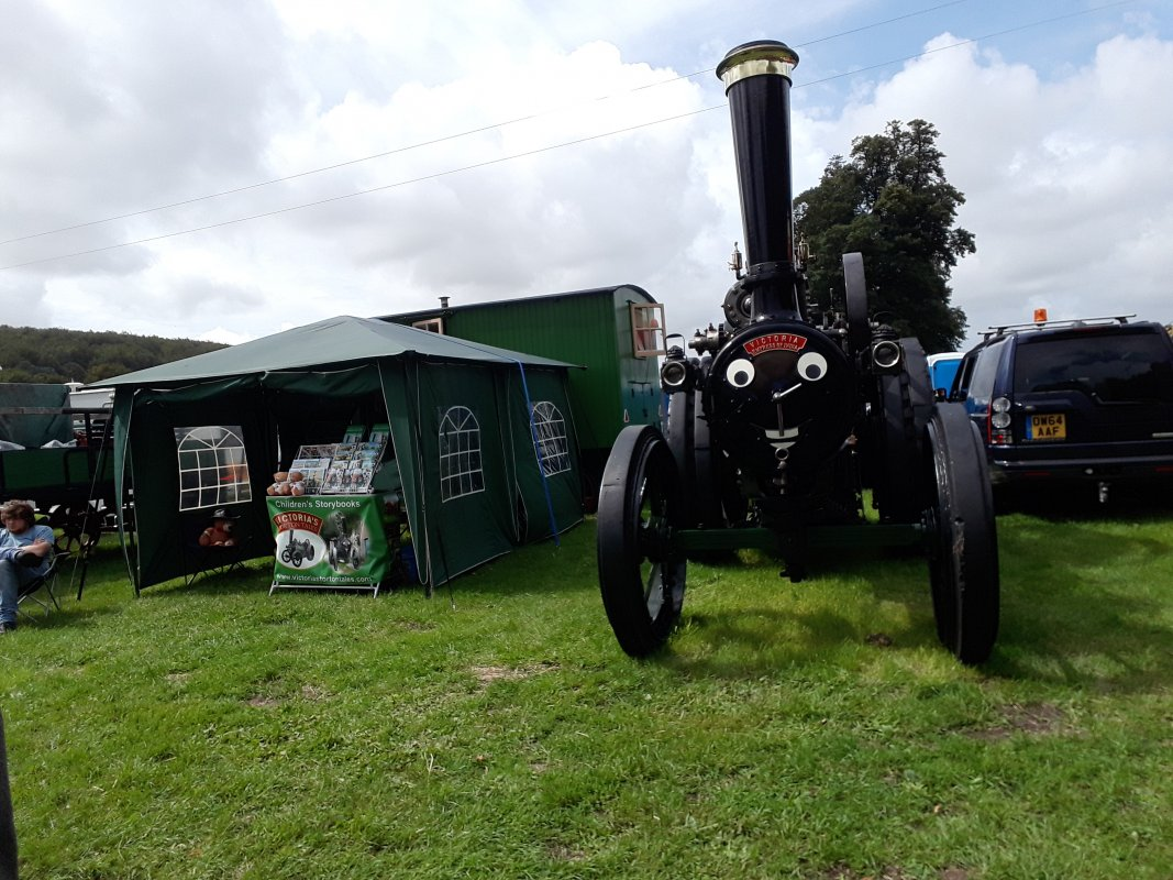 Singleton, Saddles and Steam