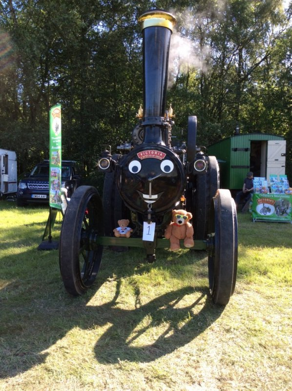 Hollycombe Steam Festival