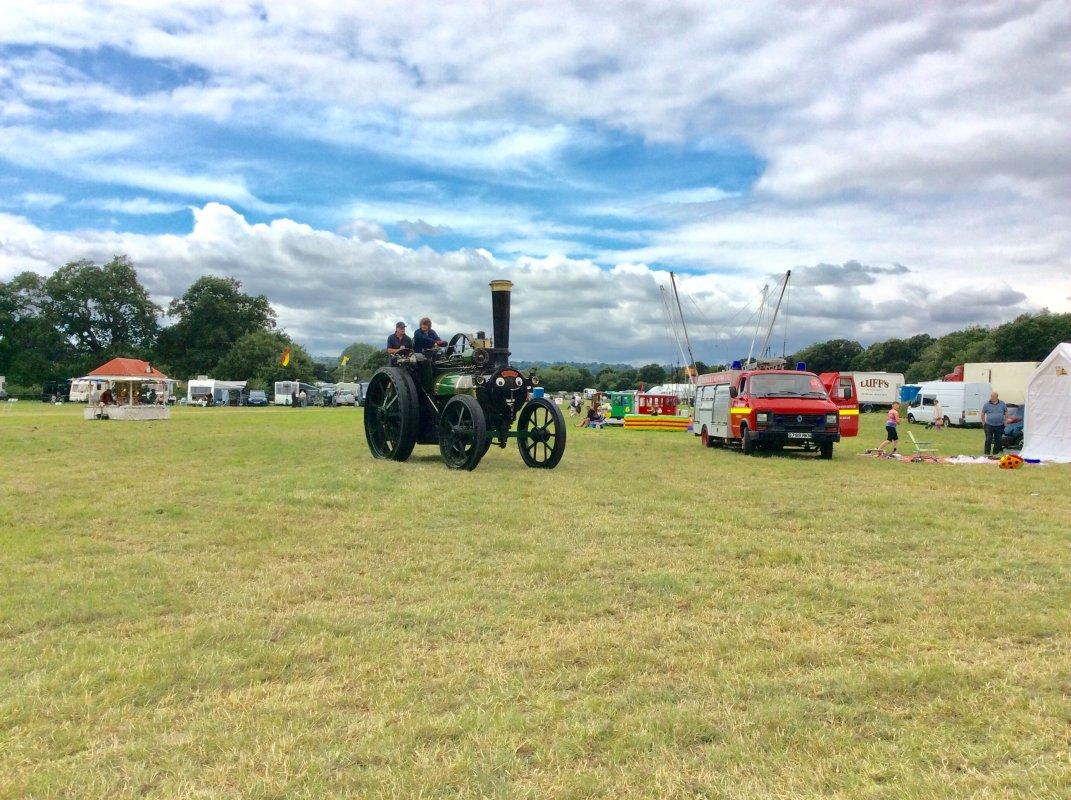Kingsley Steam Rally