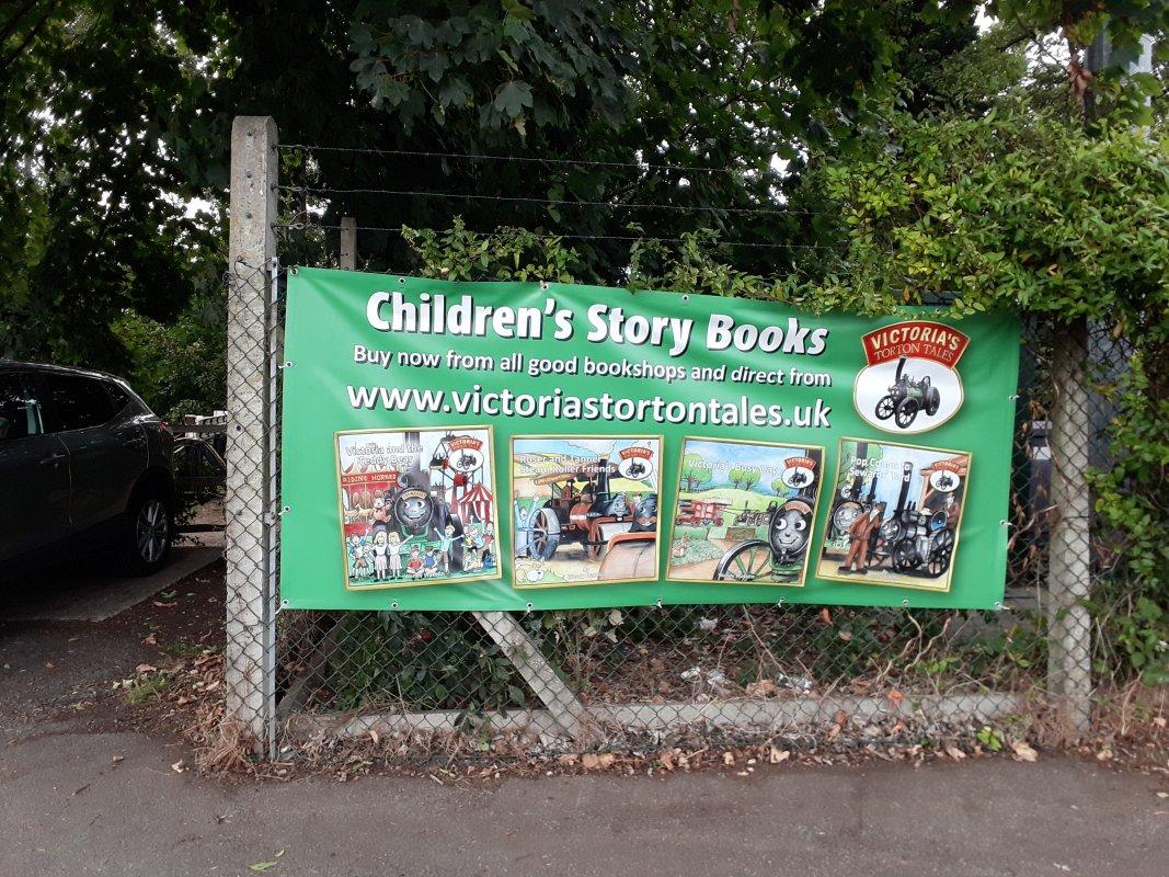 Victorias Torton Tales new banner