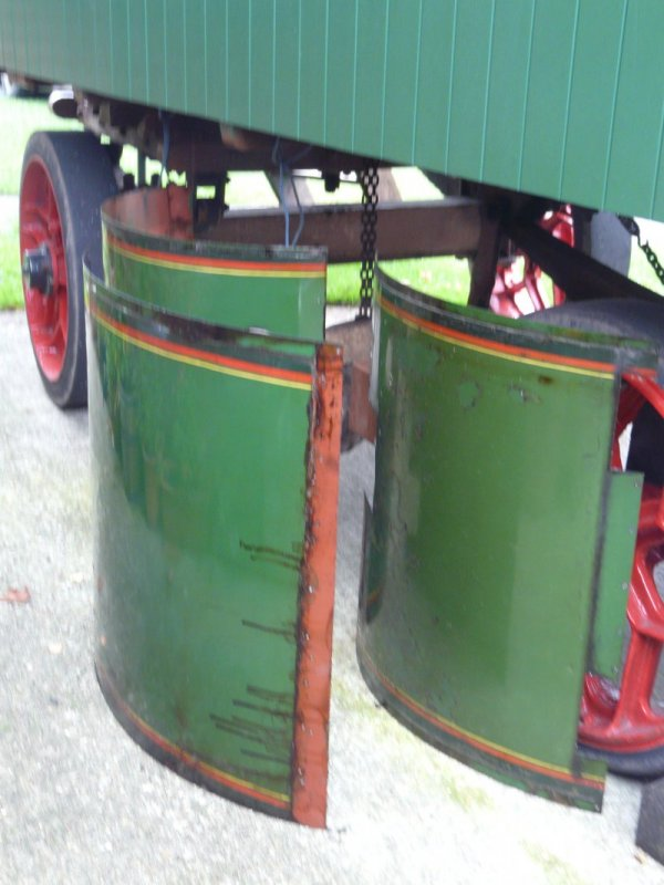 Her tin boiler sheets
