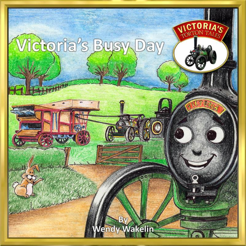 Victorias Busy Day