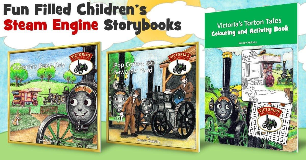 Fun Filled Childrens Storybooks