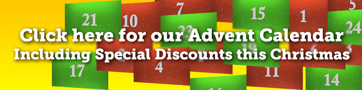 Click for our Advent Calendar and special offers this Christmas!