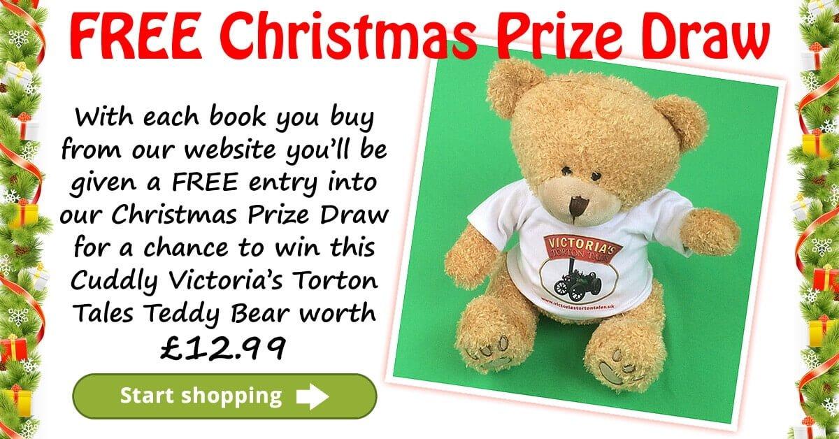 2019 Free Christmas Prize Draw