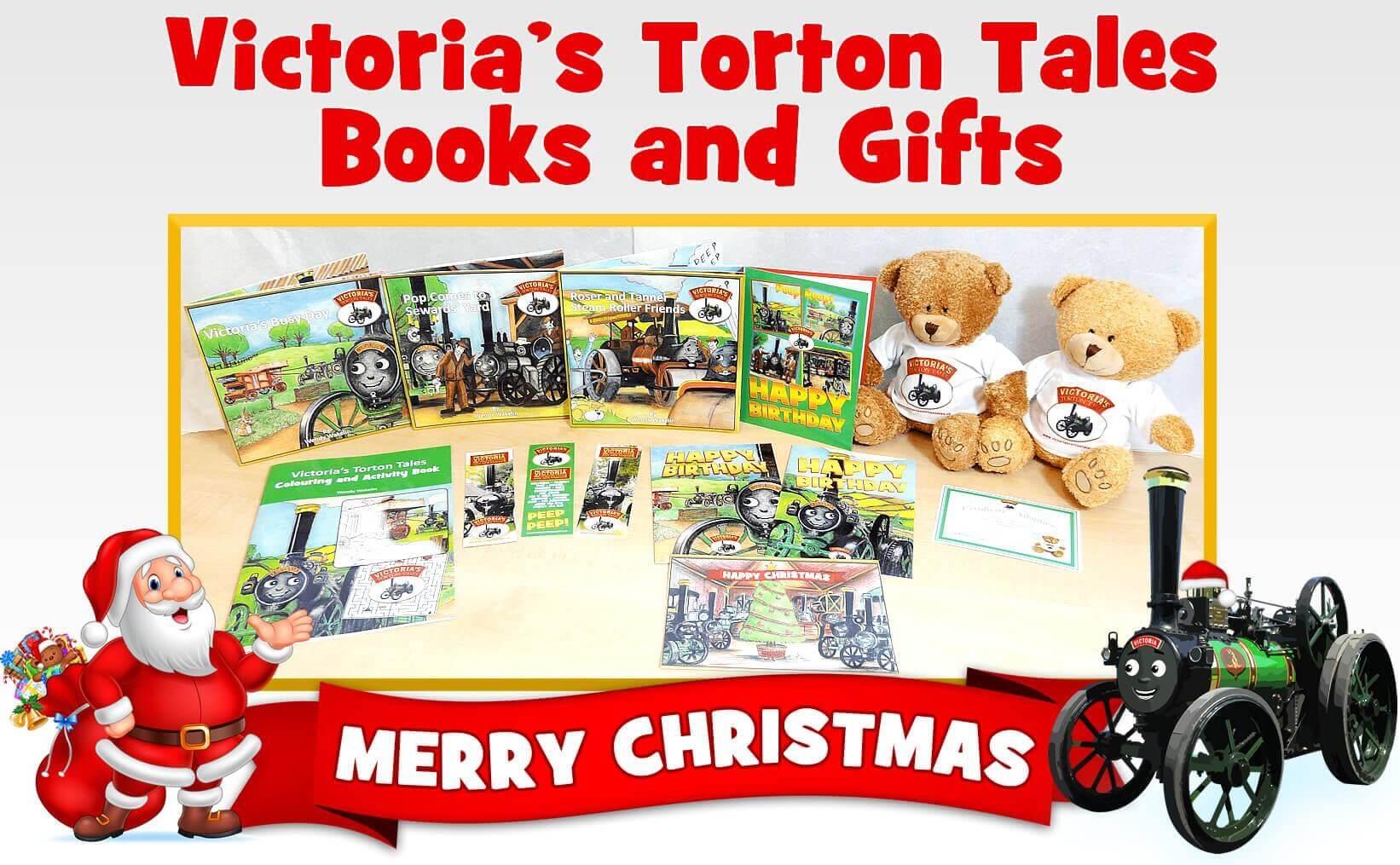 Books meery christmas