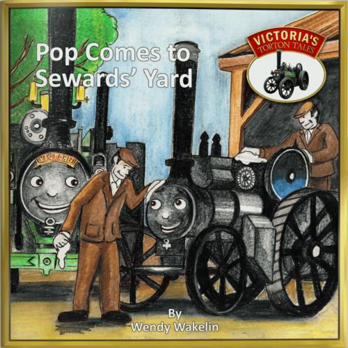 Pop Comes to Sewards' Yard
