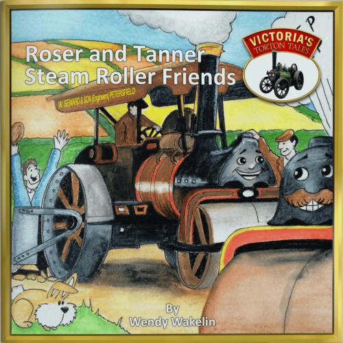 Roser and Tanner Steam Roller Friends