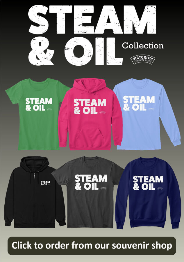 Steam and Oil Collection