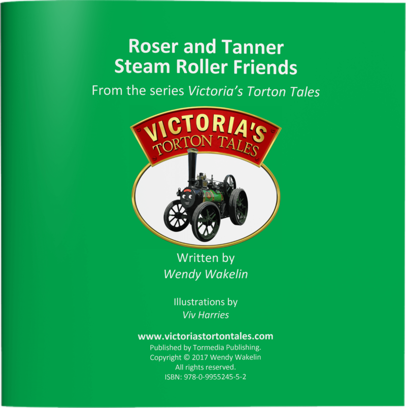 Roser and Tanner Steam Roller Friends Page 1