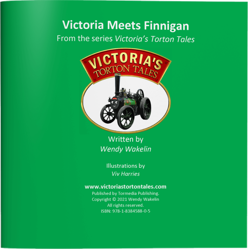 Victoria Meets Finnigan First page