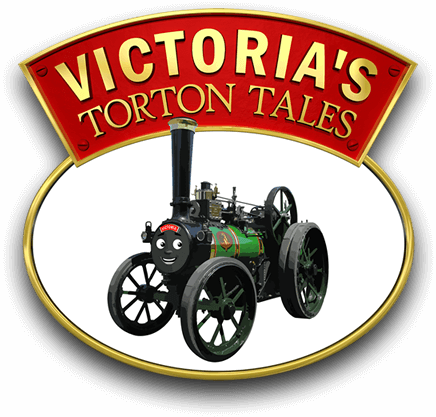 Victoria's Torton Tales, Children's Steam Engine Storybooks